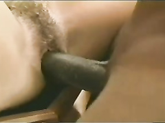 Wife gets black cum on her wedding ring in front of hubby