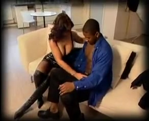White wives dream of getting black man's cum
